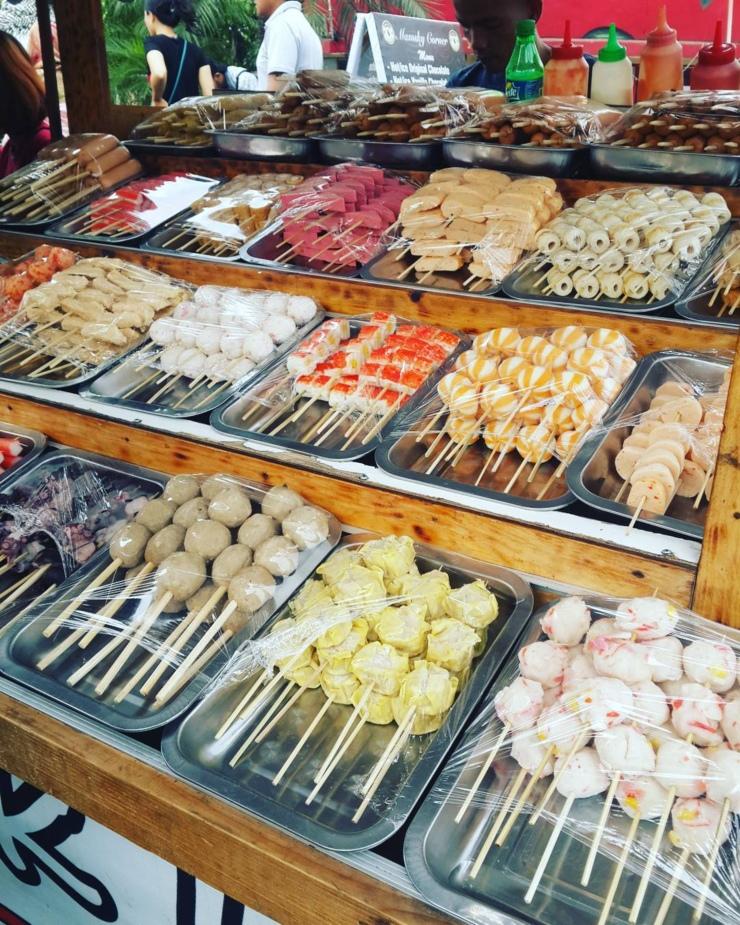 Pusat Kuliner Malang