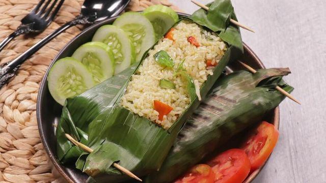 Nasi Bakar Malang