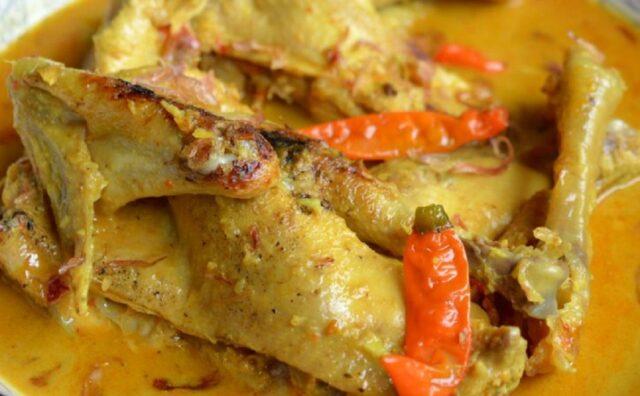 Lodho Ayam di Malang