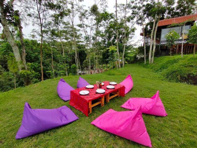 Cafe Asri di Malang
